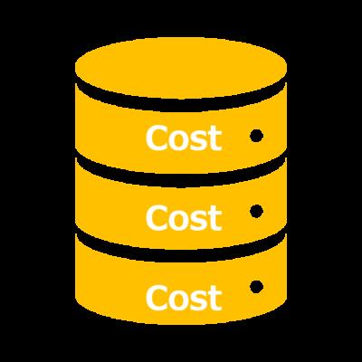 コストは3段階